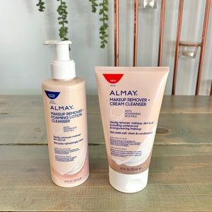 Almay Makeup Remover Cleanser Lot of Two